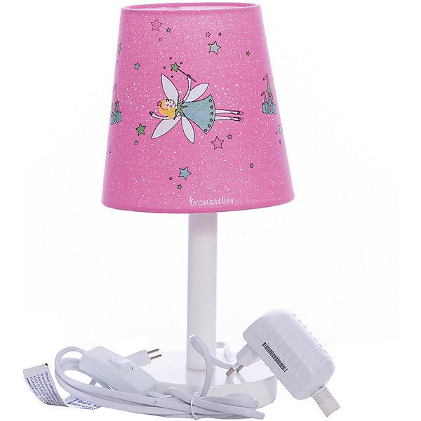 TROUSSELIER Лампа ночник 30 Cm Princess Fairy, Trousselier trousselier мягкая игрушка зайка с музыкой розовый 25см trousselier page 2