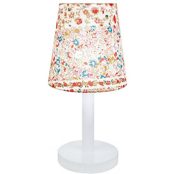TROUSSELIER Лампа ночник 30 Cm Red Flowers, Trousselier trousselier мягкая игрушка зайка с музыкой розовый 25см trousselier page 2