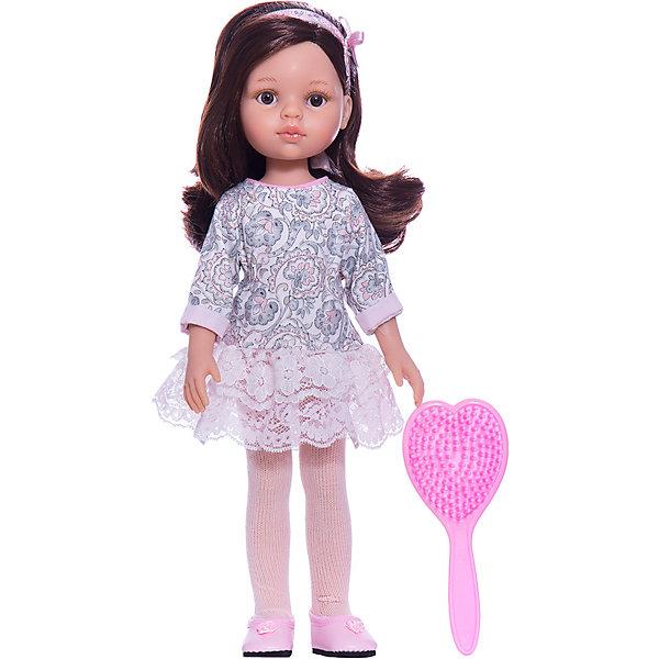 Paola Reina Кукла Кэрол, 32 см, Paola Reina paola reina кукла иза 47 см