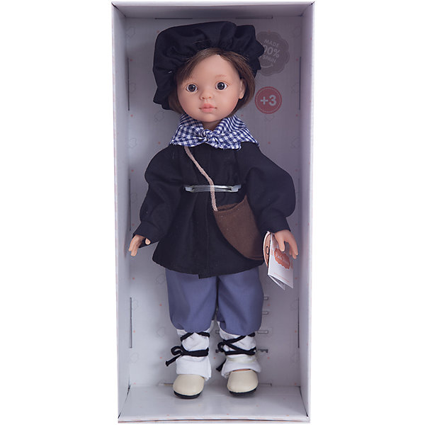 Paola Reina Kукла Оленчеро, 32 см, Paola Reina paola reina кукла ману 36 см paola reina