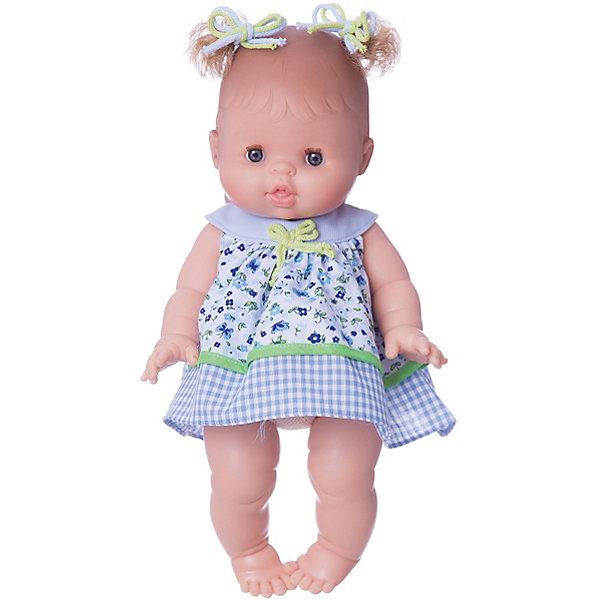 Paola Reina Кукла Горди Алисия, 34см (девочка), Paola Reina paola reina кукла вики 47 см paola reina