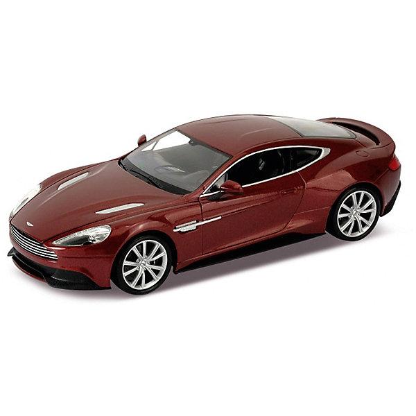 Welly Модель машины 1:24 Aston Martin Vanquish, Welly стоимость