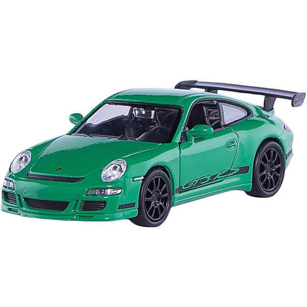 Welly Модель машины 1:34-39 Porsche GT3 RS, Welly модель машины 1 34 39 welly porsche cayenne turbo