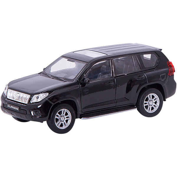 Welly Модель машины 1:34-39 Toyota Land Cruiser Prado, Welly литой диск replikey rk9621 toyota lc prado 150 8 5x20 6x139 7 d106 2 et20 gmf