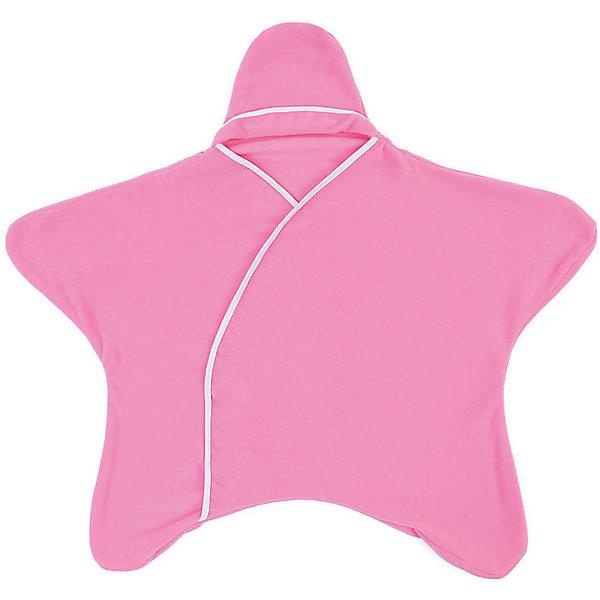 Конверт 5 в 1 Twinklbaby, розовая пантераДетские конверты<br>Конверт 5 в 1 Twinklbaby специально разработан для родителей, которые ценят качественные вещи и хотят подарить своему чаду максимальный комфорт на первых этапах его жизни. Уникальный дизайн конверта для новорожденных 5 в 1 «Заверни и иди» позволяет использовать его также в качестве гигроскопичной пеленки, уютного комбинезона, пледа или коврика для игр. Особенность изделия – отсутствие каких-либо застежек, благодаря чему быстро укутать кроху не составляет проблем. Специальная форма не сковывает движений малыша, предоставляя его ручкам и ножкам полную свободу.<br><br>Характеристики: <br><br>- цвет: розовый;                                                                                                                                             - коллекция: заверни и иди;                                                                                                                                                                                                                                                                                                                                                                                                                                                         - возраст: от 1-го месяца и выше;                                                                                                                     - рост: до 80 см;                                                                                                                                                           - пол: универсальный;<br>- совместимость: с 5-титочечными страховочными ремнями — можно использовать в детских колясках и автолюльках;                                                                                                                                                     - применение: все сезоны (используется как верхняя одежда);                                                      