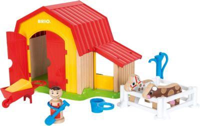 Фото - BRIO Игровой набор Brio Мой родной дом Ферма набор игровой brio супер делюкс город 106 деталей