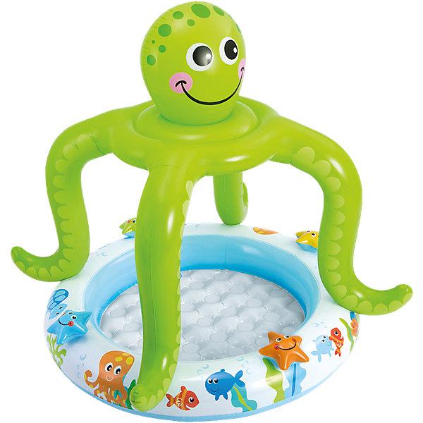 """Детский надувной бассейн Intex """"Осьминог"""""""