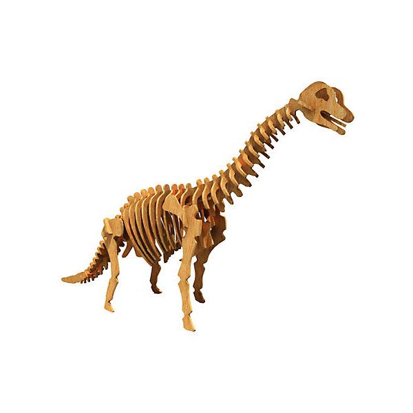 МДИ Брахиозавр (серия Ж), Мир деревянных игрушек мир деревянных игрушек конструктор каталка полиция