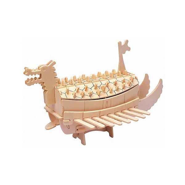 Фотография товара корабль-черепаха, Мир деревянных игрушек (4969214)