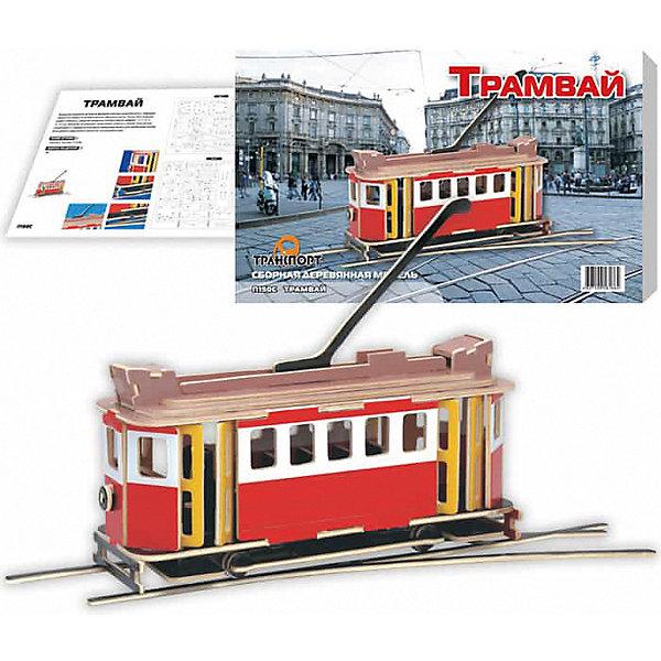 МДИ Трамвай (цвет.), Мир деревянных игрушек мир деревянных игрушек конструктор каталка полиция