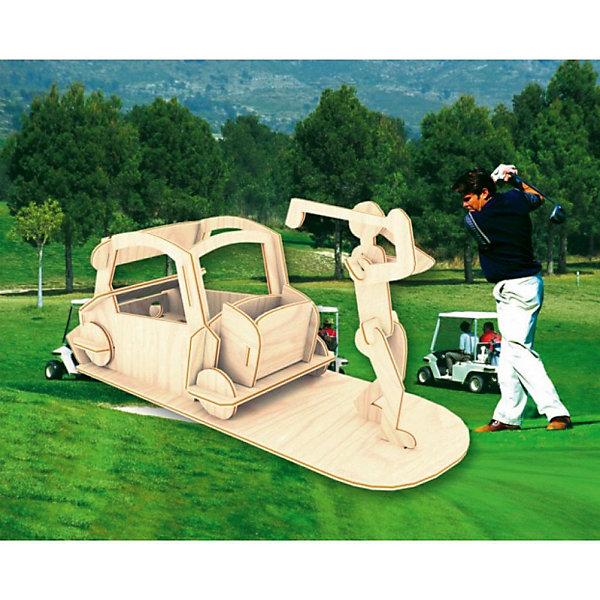 МДИ Игрок в гольф, Мир деревянных игрушек