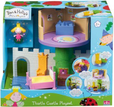 Игровой набор Волшебный замок с фигуркой Холли, Бен и Холли