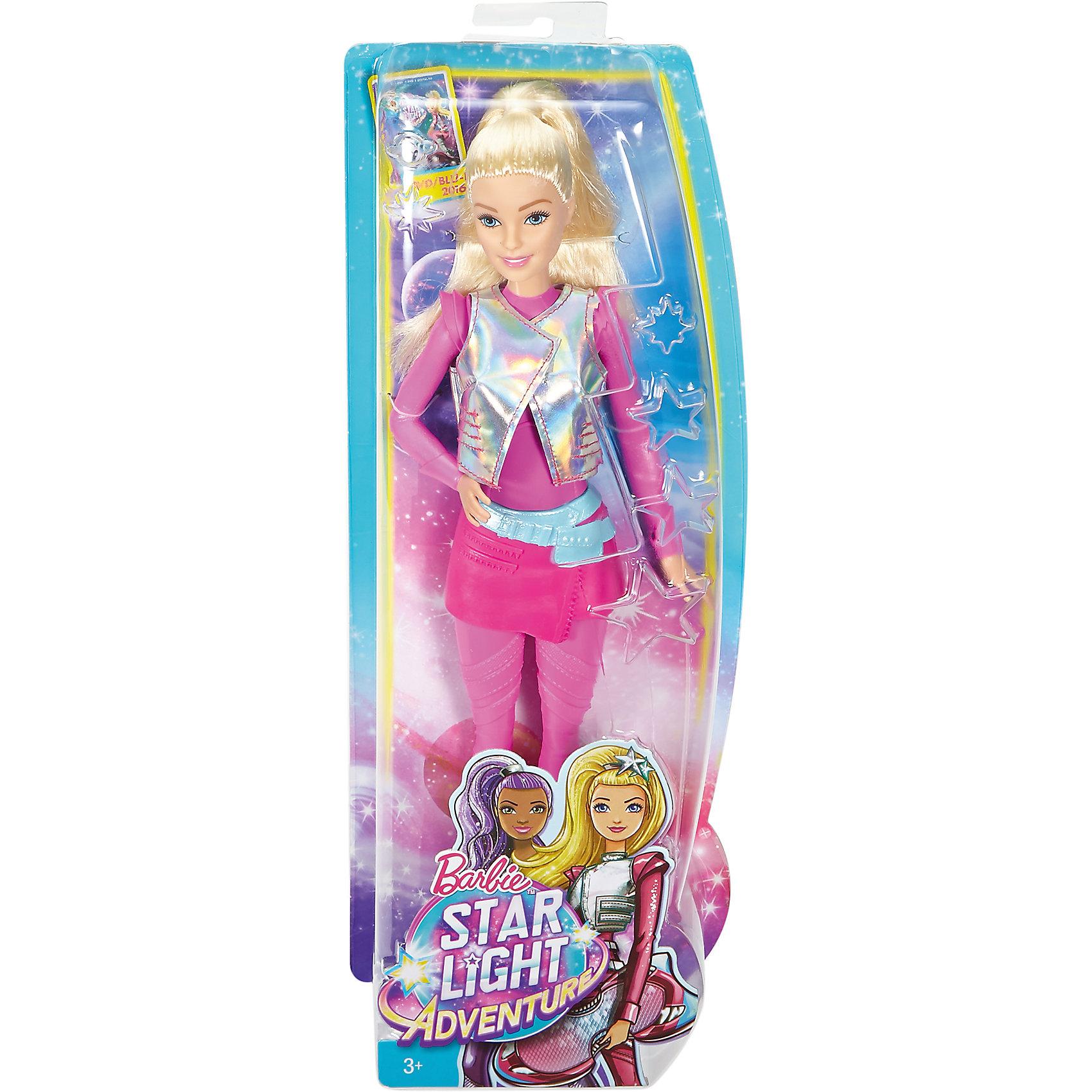 """Кукла из серии """"Barbie и космическое приключение"""""""