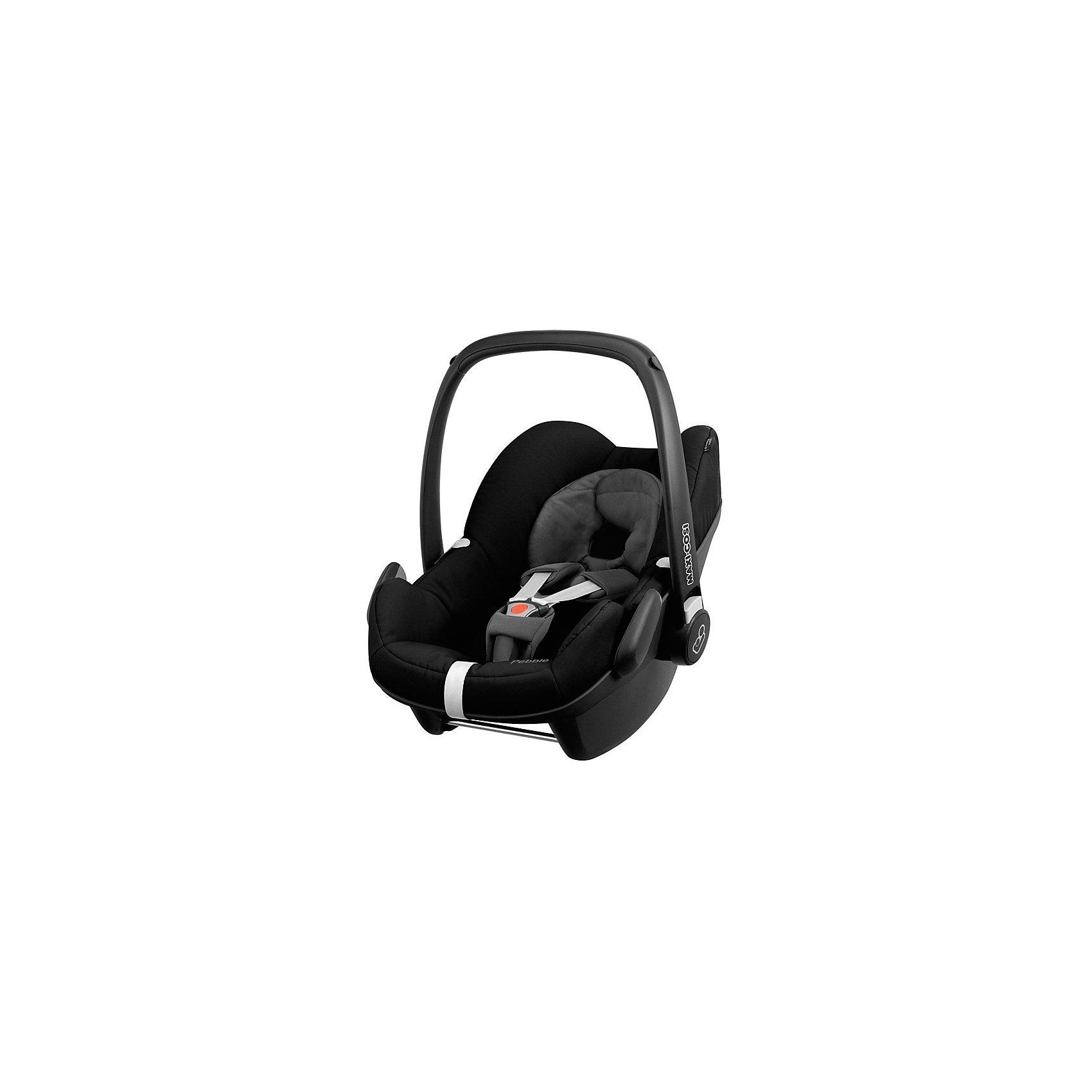 Maxi Cosi Автокресло Maxi-Cosi Pebble 0-13 кг, Black Devotion