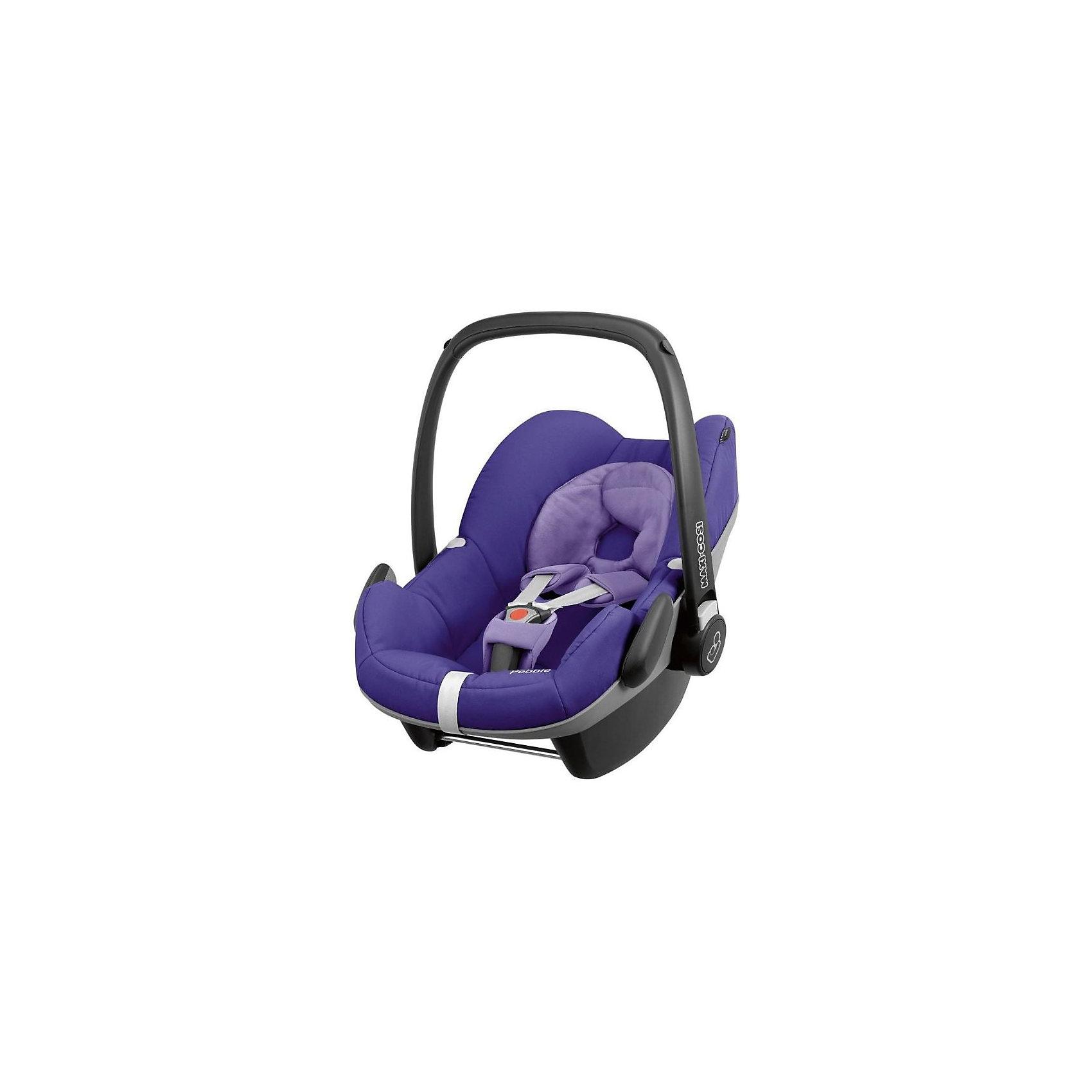 Maxi Cosi Автокресло Maxi-Cosi Pebble 0-13 кг, Purple Pace