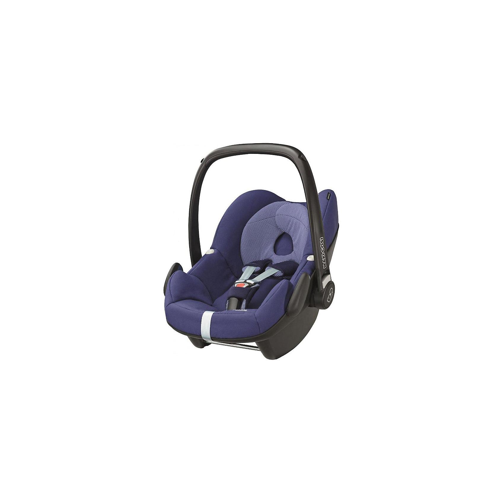 Maxi Cosi Автокресло Maxi-Cosi Pebble 0-13 кг, River Blue