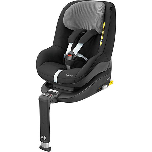 Автокресло Maxi-Cosi 2wayPearl 9-18 кг, Origami BlackГруппа 1 (от 9 до 18 кг)<br>Maxi-Cosi 2wayPearl - это яркое, удобное и безопасное автокресло создано специально для детой от 6 месяцев до 4 лет. Внутри кресла есть регулируемый 5-ти точечный ремень безопасности, так же, для большего удобства, имеется мягкий вкладыш под голову и шею ребенка.<br><br>Особенности:<br>- Фиксируется при помощи базы 2 WayFix (приобретается отдельно).<br>- Цветовые индикаторы и звуковые сигналы показывают правильность установки кресла.<br>- Уникальная система защиты от боковых ударов обеспечивает максимальную защиту<br>- 5-ти точечный ремень безопасности.<br>- Подголовник регулируется по высоте, имеет 7 положений.<br>- Наклон спинки регулируется в 5 положениях.<br>- Прочный каркас из ABC-пластика.<br>- Съемный чехол легко стирается.<br><br>Дополнительная информация:<br><br>- Возраст: от 6 месяцев до 4 лет. ( от 9 до 18 кг.)<br>- Цвет: Origami Black.<br>- Материал: полипропилен, полиэстер<br>- Ширина кресла внутри: 30 см.<br>- Ширина кресла снаружи: 44 см.<br>- Глубина кресла: 32 см.<br>- Размер кресла снаружи: 62x50 см.<br>- Вес кресла: 7.23 кг<br>- Вес в упаковке: 8.3 кг.<br><br>Купить автокресло 2wayPearl (9-18 кг.) в цвете Origami Black, можно в нашем магазине.<br>Ширина мм: 475; Глубина мм: 595; Высота мм: 610; Вес г: 7250; Возраст от месяцев: 4; Возраст до месяцев: 48; Пол: Унисекс; Возраст: Детский; SKU: 4975096;