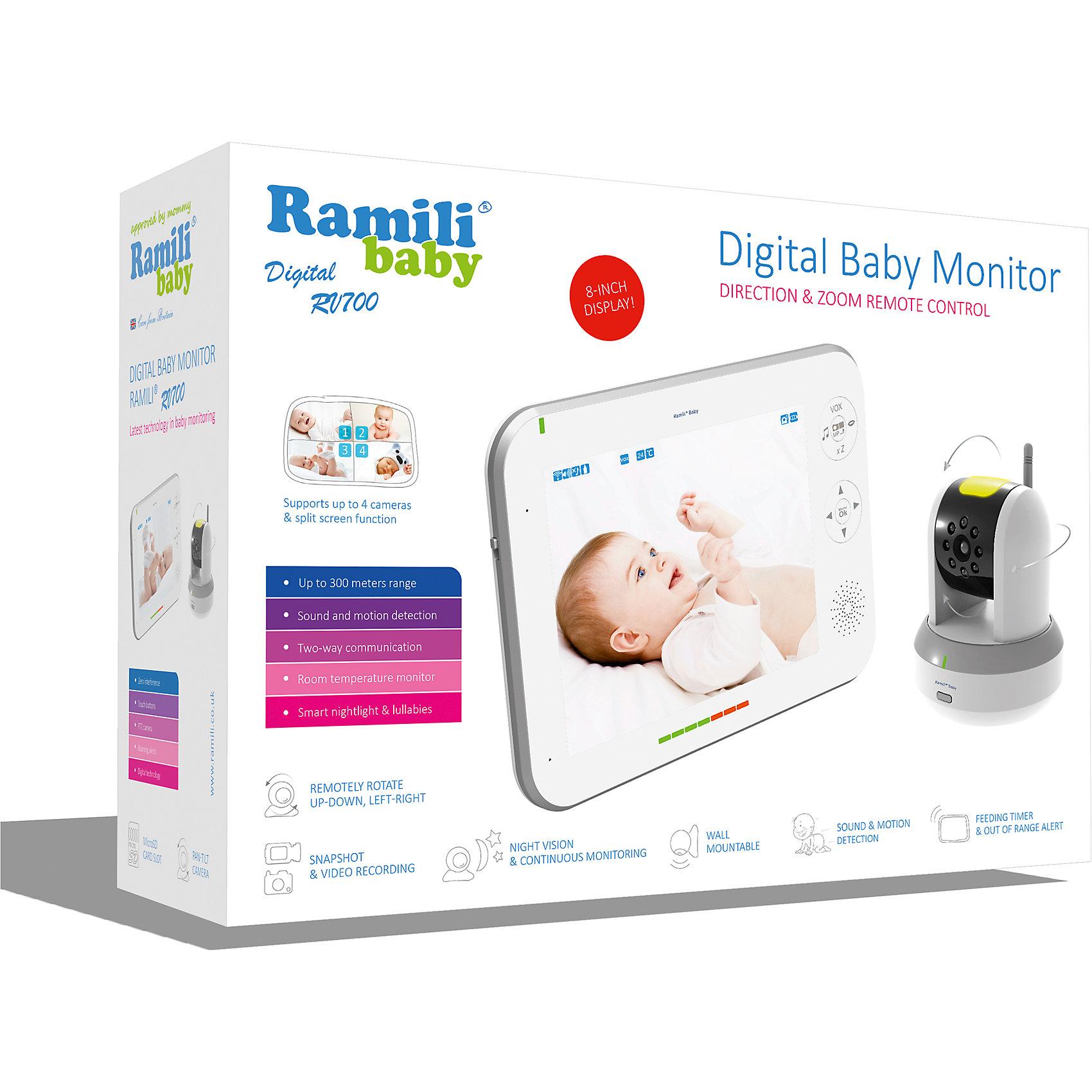 Ramili Видеоняня Ramily RV700 c детектором движения