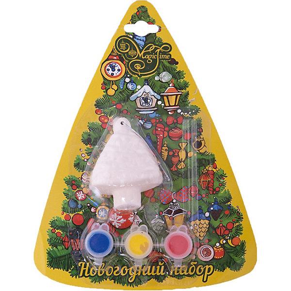 Magic Time Набор для творчества Елочка набор для творчества растущая фигурка елка разноцветная