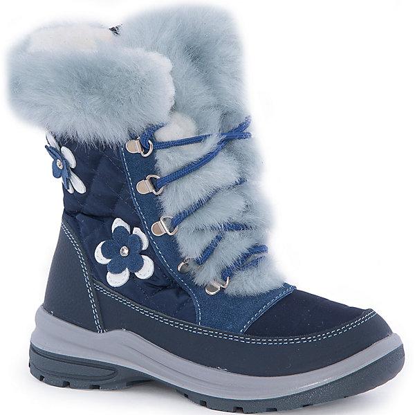 Фотография товара ботинки для девочки Котофей (4982219)