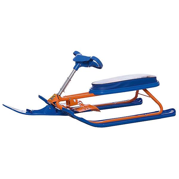 Дэми Снегокат Селфи снегокат snow moto snowrunner sr1 orange до 60 кг пластик металл оранжевый