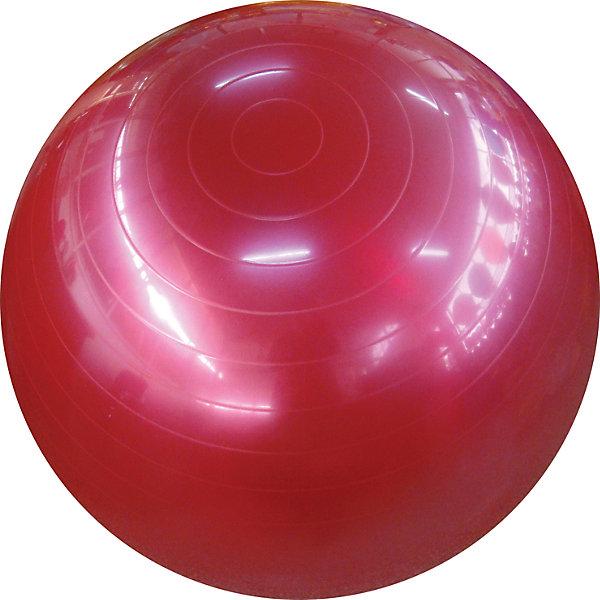 Фотография товара мяч (фитбол) для занятий спортом, с системой анти-взрыв, 65 см, в комплекте с насосом, Ecos (4985481)