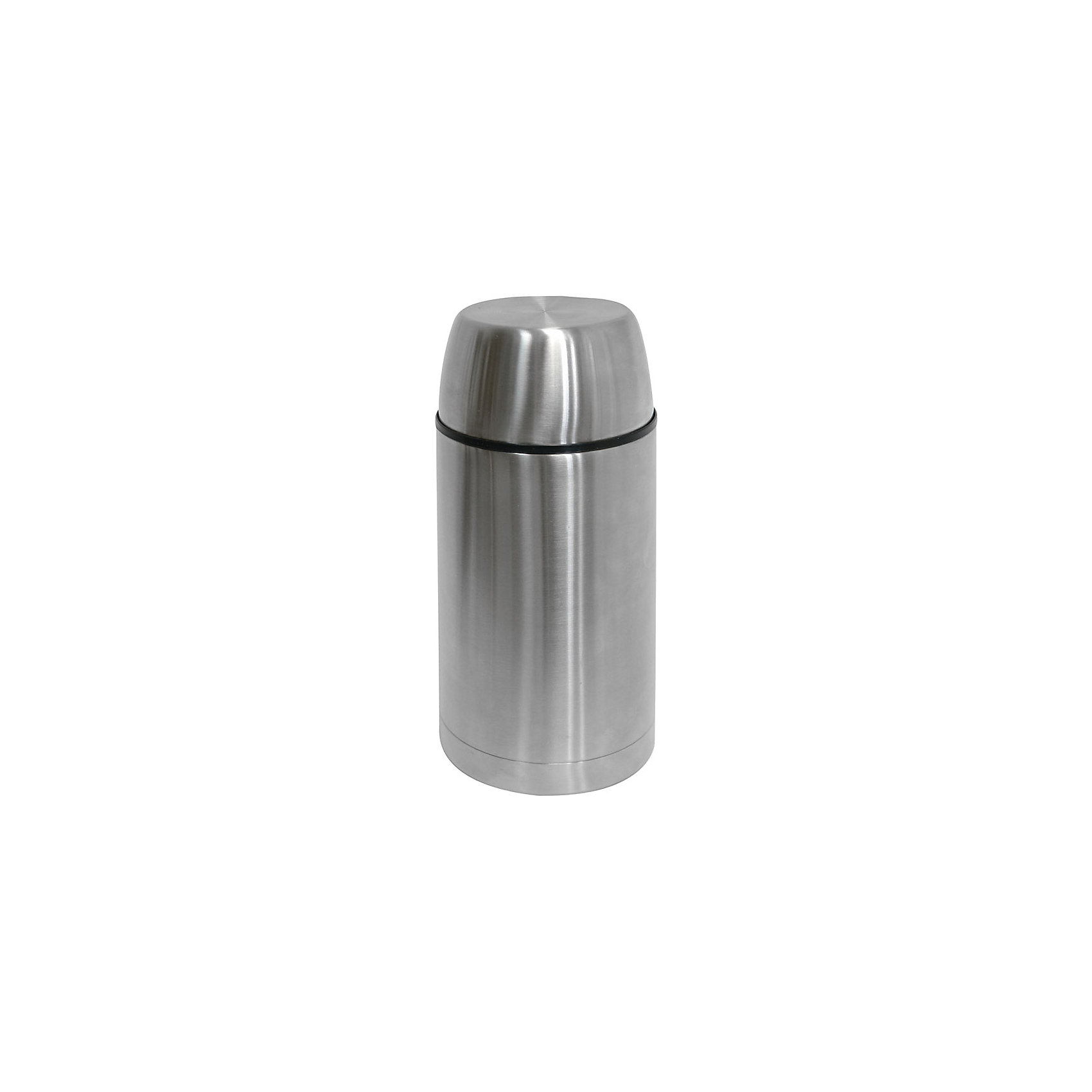 Термос SE-1000B 1 л, нерж.сталь, суповой, Mallony