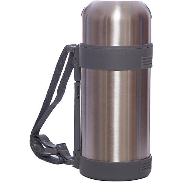 Термос SF-1000A 1,0 л, нерж.сталь, широкое горло, MallonyТермосумки и термосы<br>Термос с широким горлышком хорошо держит температуру, пригодится для путешествий, поездок, отдыха. Термос оснащен подвижной пластиковой ручкой. Термос предназначен для пищевых жидкостей.<br><br>Дополнительная информация:<br><br>Размер термоса: 26,6х11,5х11,5 см<br>Объем: 1 л<br><br>Материал: <br>Колба, корпус - нержавеющая сталь<br>Ручка: пластик<br><br>Термос SF-1000A 1,0 л, нерж.сталь, широкое горло, Mallony можно купить в нашем интернет-магазине.<br>Ширина мм: 120; Глубина мм: 103; Высота мм: 257; Вес г: 872; Возраст от месяцев: 6; Возраст до месяцев: 1080; Пол: Унисекс; Возраст: Детский; SKU: 4989848;