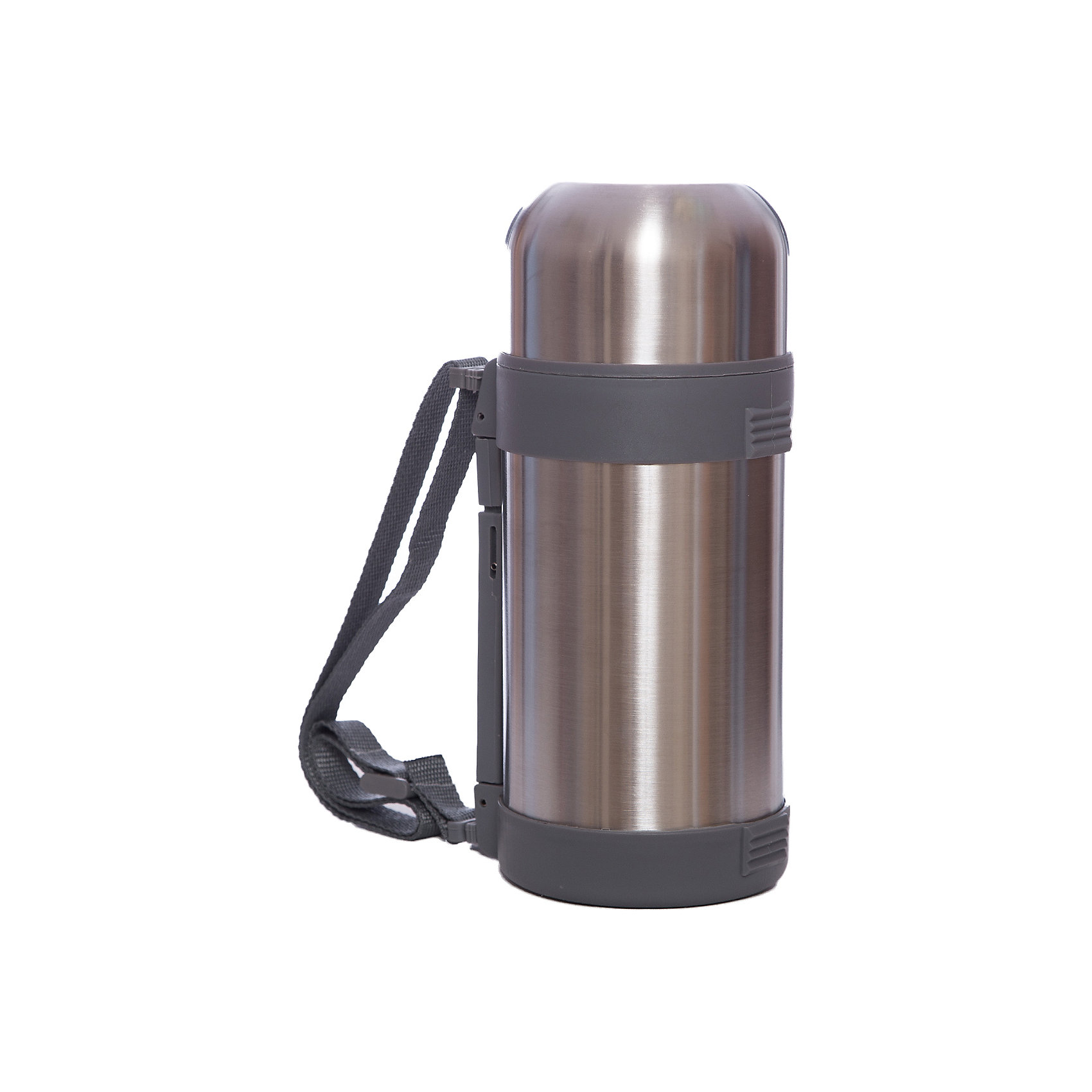 Термос SF-1000A 1,0 л, нерж.сталь, широкое горло, Mallony