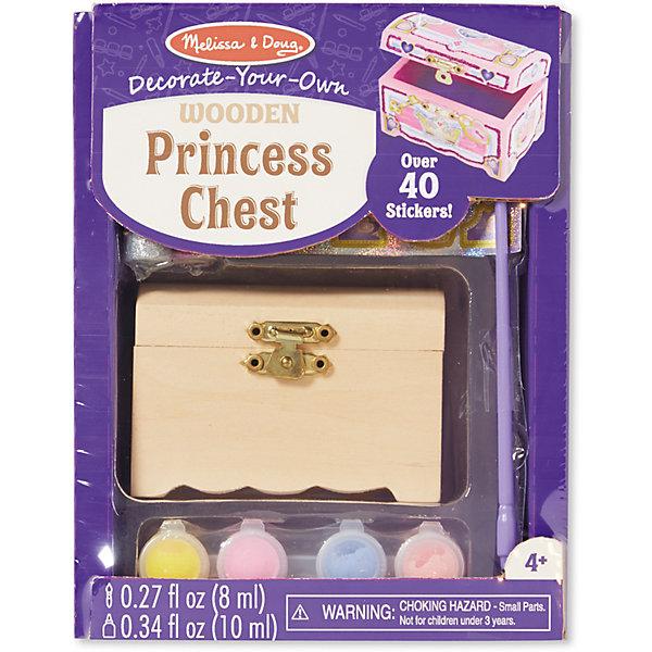Melissa & Doug Набор создай принцессы