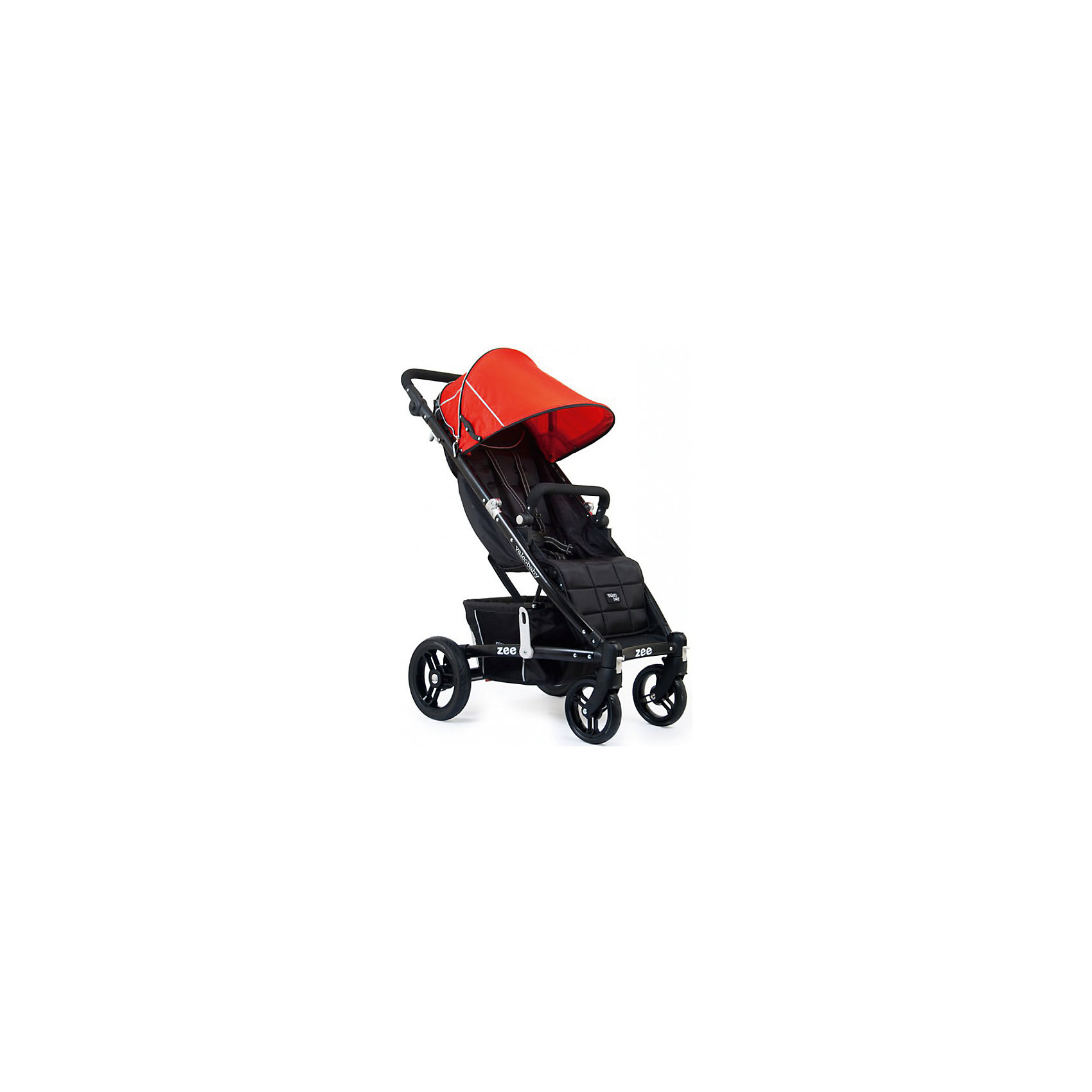 Прогулочная коляска  Zee, Valco baby , cherry (Valco Baby)