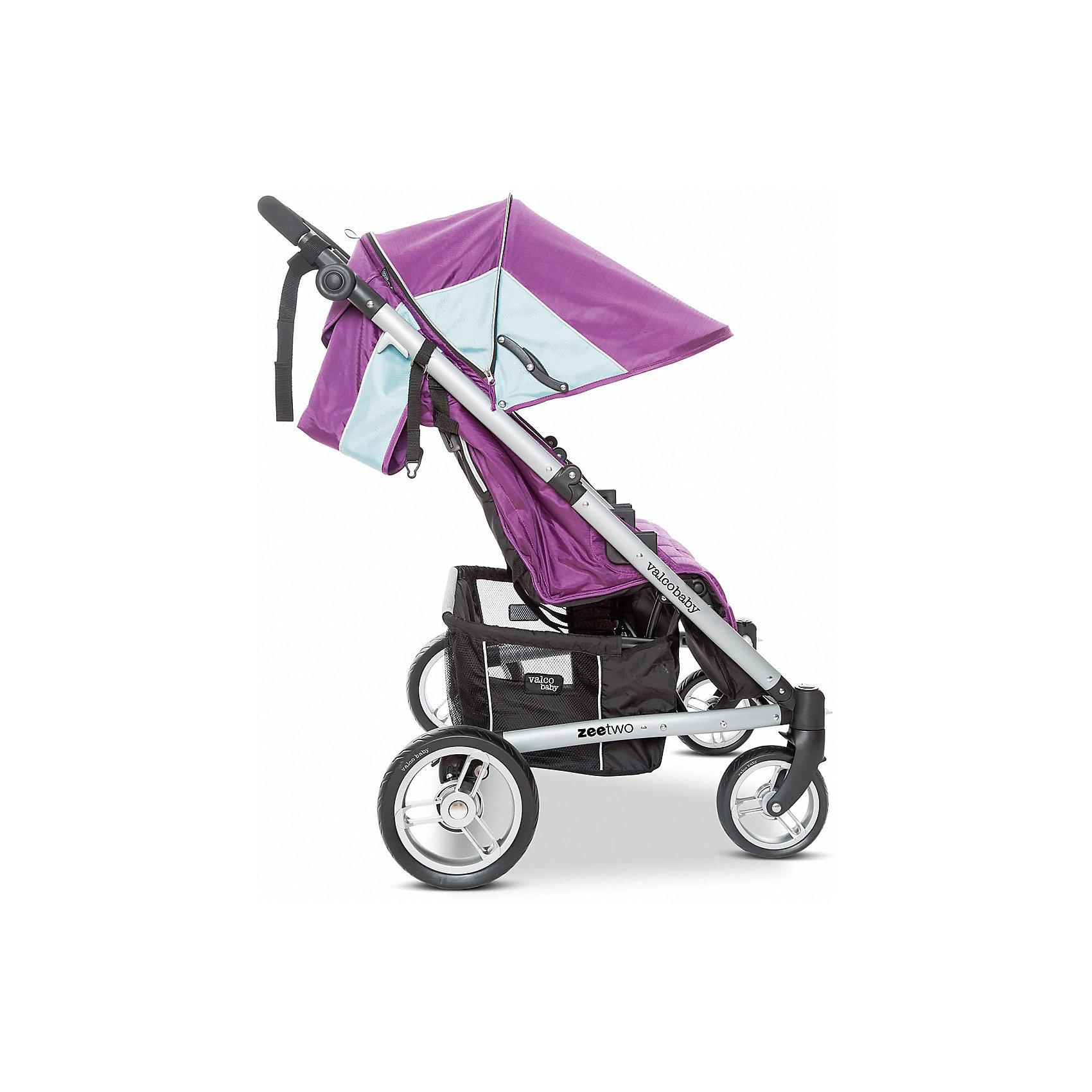Прогулочная коляска для двойни Valco baby , Zee Two, wisteria
