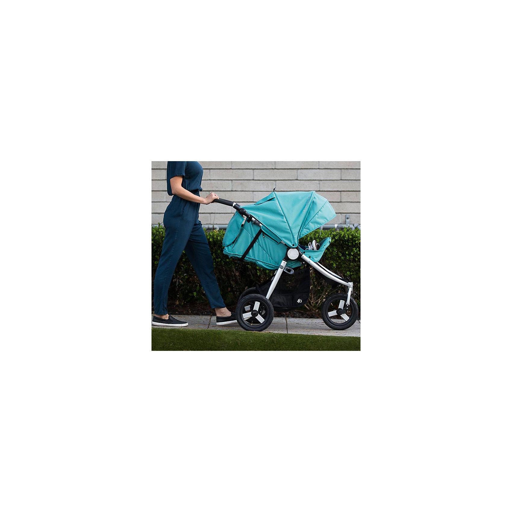 Прогулочная коляска Speed, Bumbleride , camp green