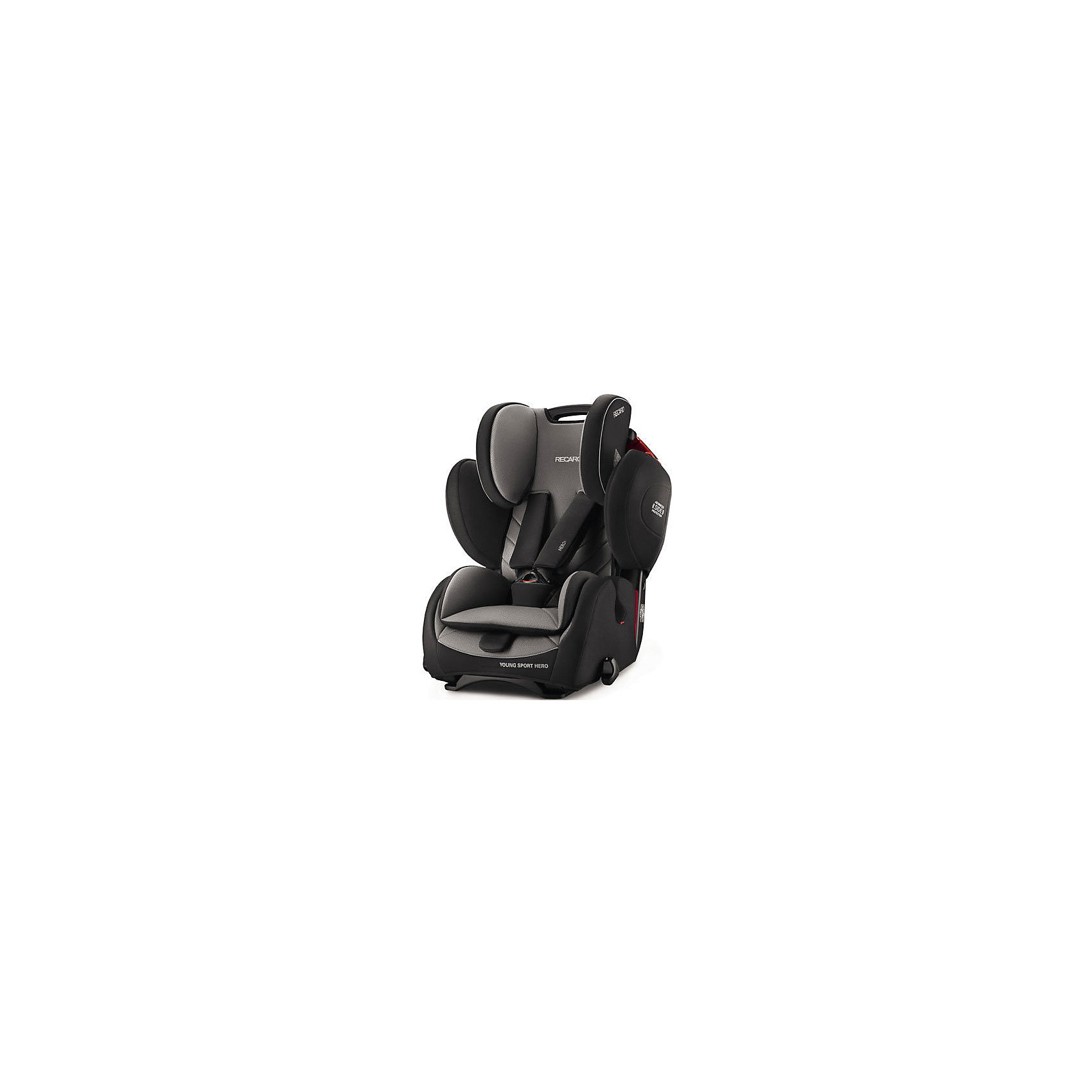 Автокресло RECARO Young Sport Hero, 9-36 кг, carbon black