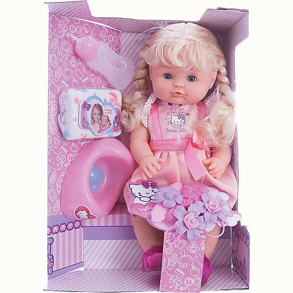 """Фотография товара кукла """"Hello Kitty"""", 40 см, 3 функции, Карапуз (5002241)"""