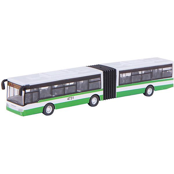 ТЕХНОПАРК Автобус с гармошкой, Технопарк