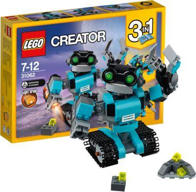 LEGO Creator 31062: Робот-исследователь, артикул:5002499 - Конструкторы