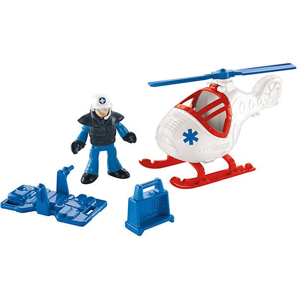 """Mattel Базовый игровой набор """"Городские спасатели"""", Imaginext, Fisher Price"""