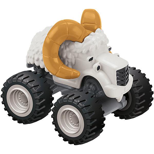 Mattel Машинка Fisher Price Вспыш и чудо-машинки Снежный баран