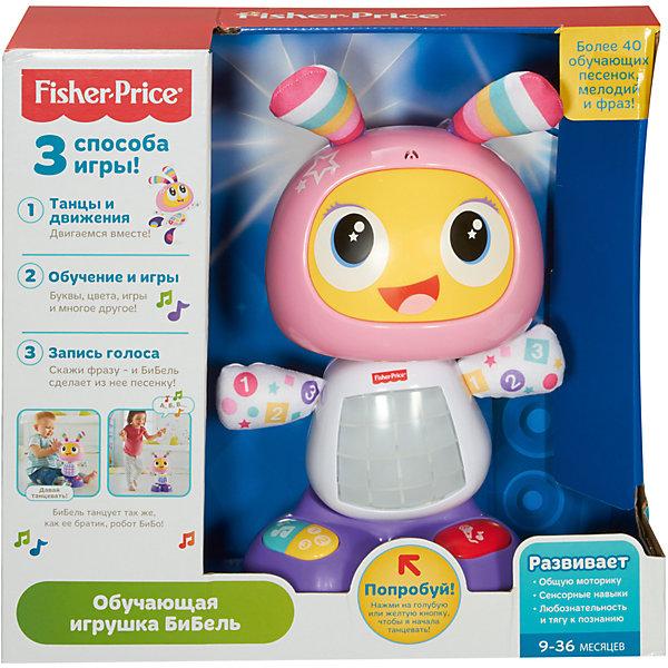 Mattel Обучающая игрушка БиБель, Fisher Price игрушки для детей