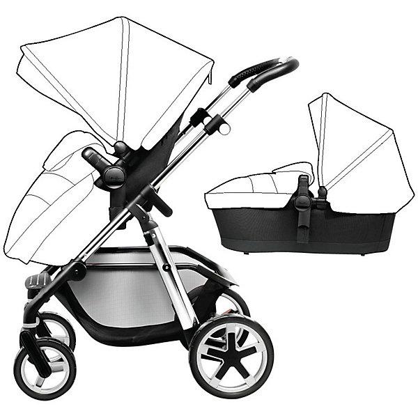 Коляска 2 в 1 Silver Cross Pioneer, Chassis Silver (без капора и чехла на ножки)Коляски 2 в 1<br>Характеристики коляски Pioneer.<br><br>Комплектация:<br>• Легкая прогулочная коляска и люлька;<br>• Используется с рождения до 3 лет;<br>• Люльку для новорожденных можно использовать для ночного сна;<br>• В комплекте с автокреслом Silver Cross Simplicity - настоящая система для путешествий;<br>• Уникальная подвеска;<br>• Маневренная коляска;<br>• Регулировка сиденья в нескольких положениях одной рукой;<br>• Компактно складывается;<br>• Более высокое расположение ребенка в коляске;<br>• Регулируемая подножка из нескользящего материала;<br>• Регулирующийся капюшон Вездеходные колеса и профильные шины, застрахованные от проколов;<br>• Капюшон с защитой от солнца UPF 50+;<br>• Большая корзина для покупок.<br><br>Основные характеристики:<br>• Хромированная рама Pioneer;<br>• Люлька с натуральной бамбуковой подкладкой и матрасиком;<br>• Реверсивный прогулочный блок;<br>• Вместительная корзина для покупок;<br>• Подстаканник;<br>• Дождевик;<br>• Адаптеры для автокресла Simplicity.<br><br>Общие размеры:<br>- шасси в сложенном виде: 90х60х107см;<br>- шасси в разложенном виде: 86,5х60х33 см;<br>- прогулочный блок: 92х60х117 см.<br>Вес люльки: 3,5 кг.<br>Вес шасси: 8 кг.<br>Вес прогулочного блока: 2,5 кг.<br>Вес в упаковке: 13 кг<br><br><br>Коляска 2 в 1 Silver Cross Pioneer, Chassis Silver можно купить в нашем интернет-магазине.<br>Ширина мм: 300; Глубина мм: 300; Высота мм: 110; Вес г: 12900; Возраст от месяцев: 0; Возраст до месяцев: 36; Пол: Унисекс; Возраст: Детский; SKU: 5011547;