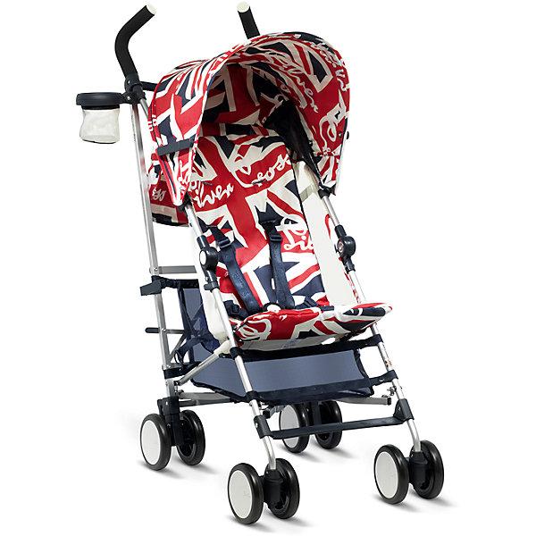 Фотография товара коляска-трость Silver Cross Fizz, cool britania (5011549)