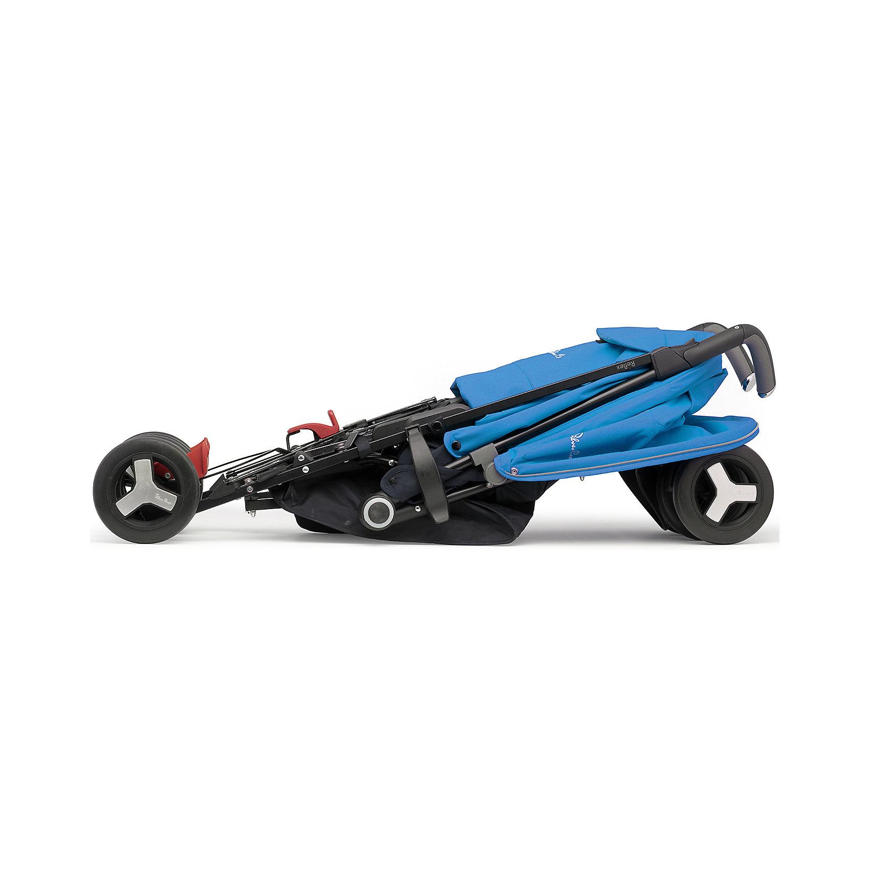 Коляска-трость Reflex, Silver Cross, голубой