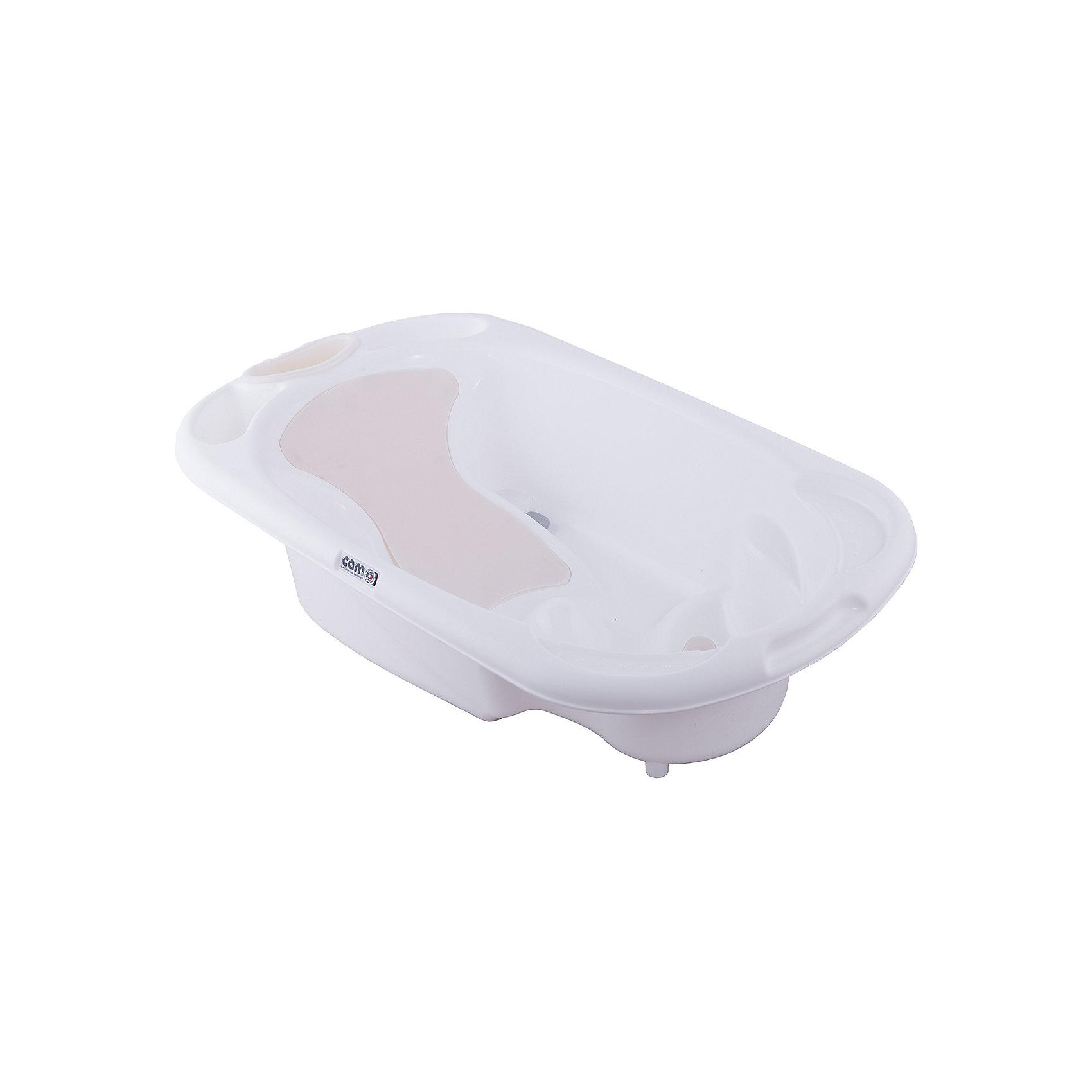 Ванночка Baby Bagno, CAM, белый