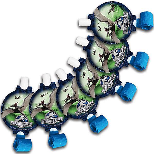 Язычок 6шт Парк Юрского периодаДетские дудочки<br>Каждый малыш с нетерпением ждет приближающийся праздник, ведь этот день наполнен множеством самых невероятных развлечений. И 6 бумажных язычков с динозаврами из фильма «Парк Юрского периода» здесь весьма кстати! Устраивая игры и соревнования, ребята будут не только веселиться от души, но и развивать дыхательную систему, что особенно полезно для их здоровья. А любимые герои привлекут всех участников торжества без исключения. Вы также можете выбрать другие товары из данной серии: стаканы, тарелки, салфетки, дудочки, колпаки, подарочный набор посуды, приглашение в конверте, скатерть, подарочные пакеты и другие товары.<br>Ширина мм: 200; Глубина мм: 150; Высота мм: 20; Вес г: 40; Возраст от месяцев: 36; Возраст до месяцев: 120; Пол: Унисекс; Возраст: Детский; SKU: 5016477;