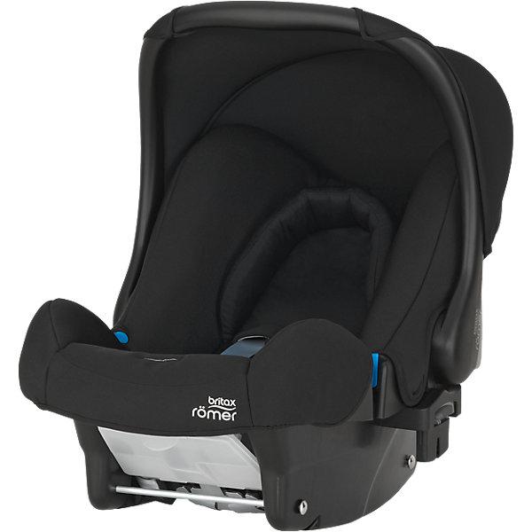 Britax Römer Автокресло Britax Romer Baby-Safe, 0-13 кг, Cosmos Black автокресло группа 0 0 13 кг britax roemer baby safe i size lagoon green
