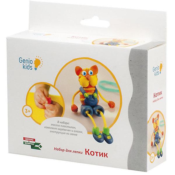 Genio Kids Набор для детского творчества Котик genio kids набор для детского творчества котик