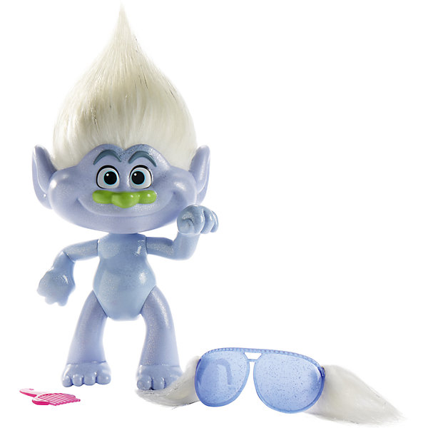 Hasbro Игровая фигурка Trolls Большой тролль Даймонд trolls большая фигура тролль guy diamond 35 см