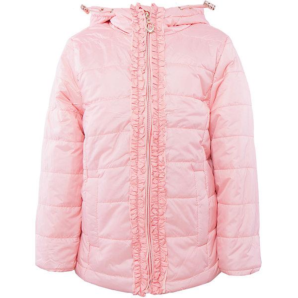 Куртка для девочки SELAВерхняя одежда<br>Куртка для девочки SELA<br><br>Характеристики:<br><br>• Цвет персиковый.<br>• Силуэт полуприлегающий.<br>• Длина до середины бедра.<br>• Капюшон втачной.<br>• Застежка молния.<br>• Два кармана.<br>• Состав:100 %полиэстер.<br><br>Куртка для девочки SELA от признанного лидера по созданию коллекций одежды в стиле casual – SELA. Такая стильная утепленная куртка - незаменимая вещь в прохладное время года.<br>Эта модель отлично сидит на ребенке, она сшита из плотного материала, позволяет гулять и заниматься спортом на свежем воздухе. Курточка украшена блестящей фурнитурой из желтого металла. Подкладка и утеплитель обеспечивают ребенку комфорт. Модель дополнена капюшоном и карманами.<br><br>Куртка для девочки SELA, можно купить в нашем интернет - магазине.<br>Ширина мм: 356; Глубина мм: 10; Высота мм: 245; Вес г: 519; Цвет: бежевый; Возраст от месяцев: 60; Возраст до месяцев: 72; Пол: Женский; Возраст: Детский; Размер: 116,98,110,104; SKU: 5020120;