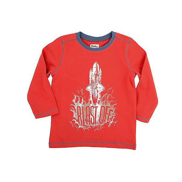 Hatley Футболка с длинным рукавом Hatley для мальчика hatley футболка с длинным рукавом для мальчика hatley